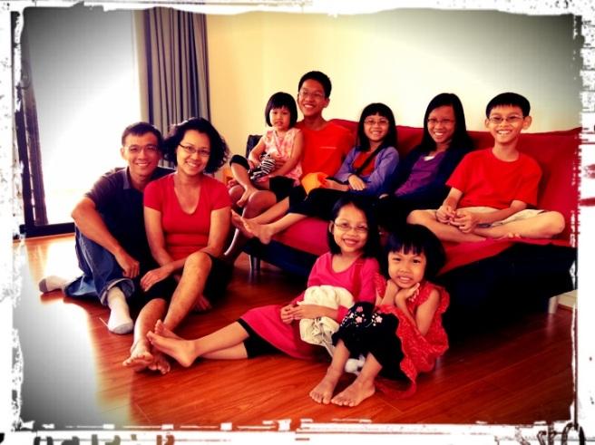 Christmas 2012 frame