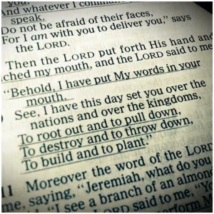 Jeremiah Verse