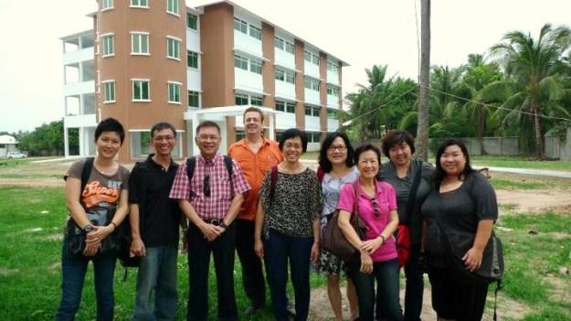 CVSOM Alumni with Ps Wendy