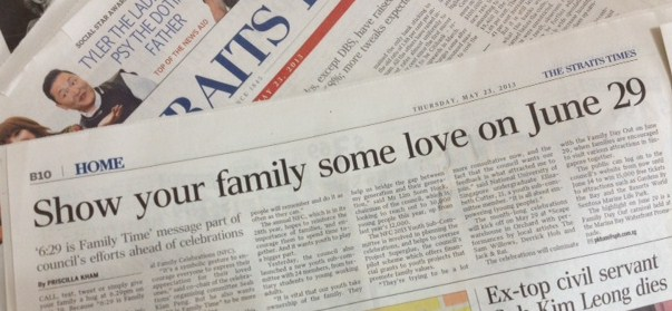 NFC Family Day Article