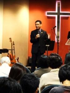 Speaking ASPC