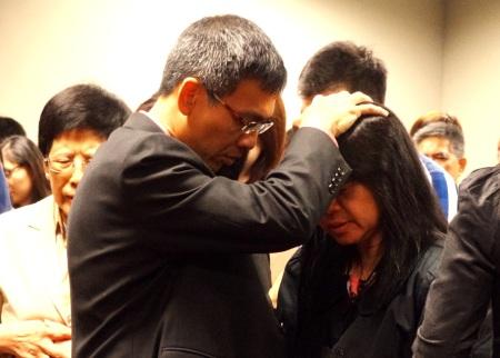 ASPC Praying