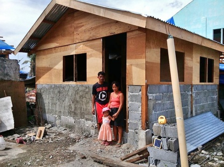 Houses for Tanauan Leyte