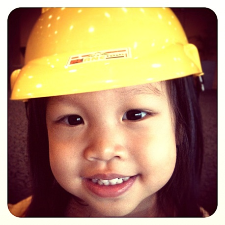 Anna Joy Hard Hat