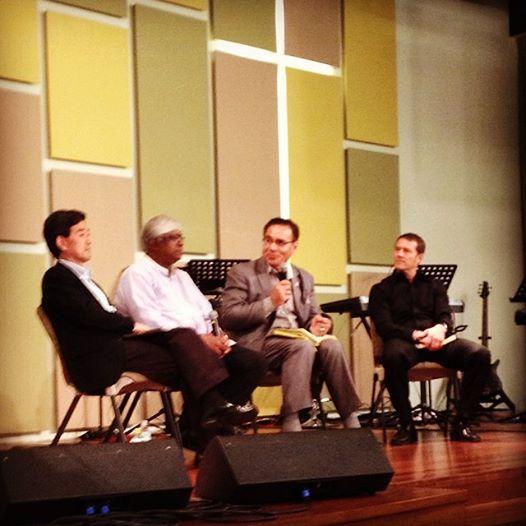 Restoration of the Kingdom Speakers