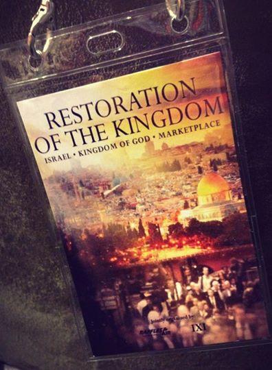 Restoration of the Kingdom Tag