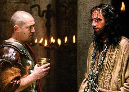 Jesus and Pilate